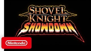 Shovel Knight Showdown - Launch Trailer - Nintendo Switch