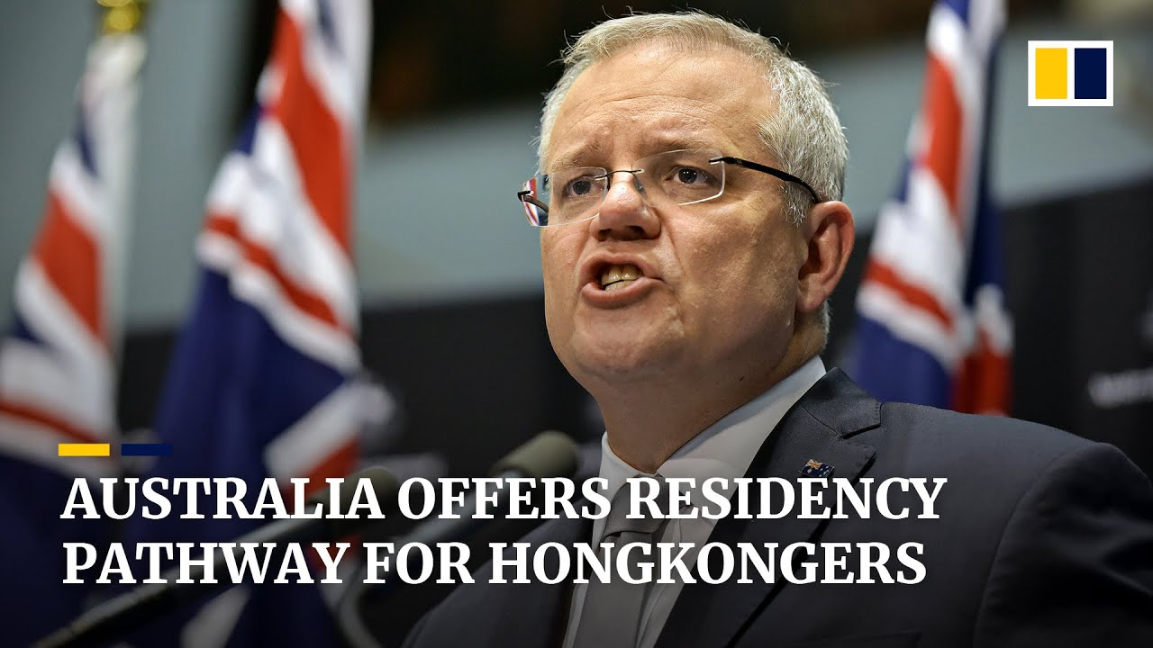Australia suspends extradition treaty with Hong Kong, offers residency pathway for Hongkongers