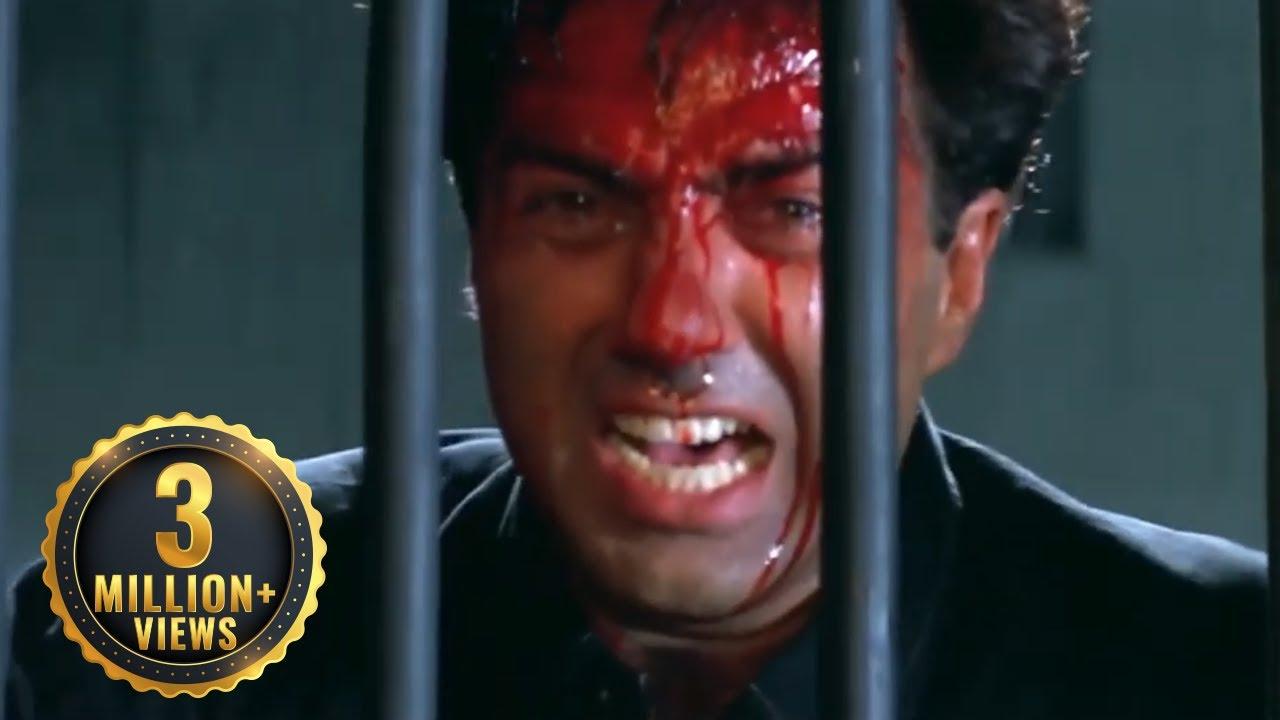 Download धमाकेदार एक्शन मूवी Salaakhen (1998)  Part 13 | Sunny Deol, Raveena Tandon, Amrish Puri, Anupam Kher