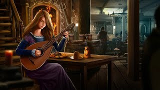 Medieval Lute Music - A Bard's Tale | Soothing, Peaceful, Relaxing ★117