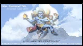 Shiva Ashtakam.