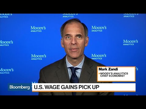 Mark Zandi Says Weak March Jobs Number Entirely Due to Weather