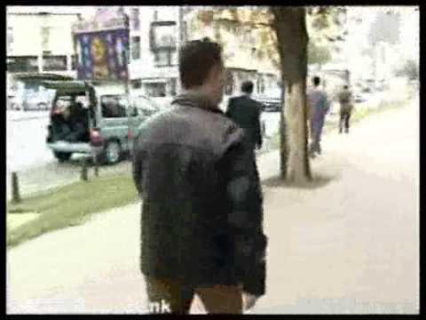 Nikola Gruevski goes to work