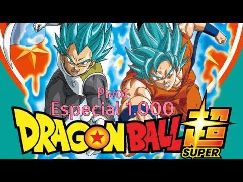 [Pivot][DBZ] Especial 1,000 - Dragon Ball Super Pivot Pack