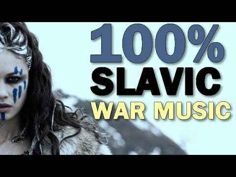Best Slavic War Tribal Pagan Music | 45 MIN MIX | by Slavic Affairs