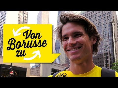 Your 09 Questions for Marwin Hitz | 'From Borusse to Borusse' - Chicago Special | 🇬🇧 Subtitles