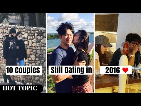 korean celebrities dating news