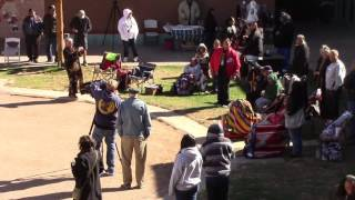 Native American Veterans Gourd Dance 2015 - Part 3