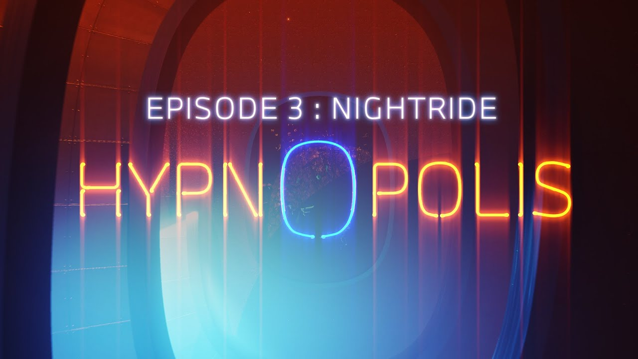 HYPNOPOLIS | Episode 03: Nightride | A BMW Original Podcast