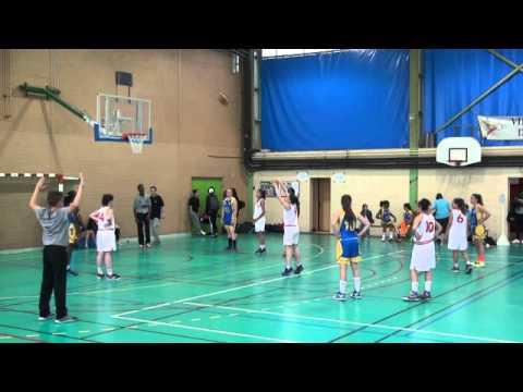 2015 06 14 4 Basket U13F Finale Loiret 34 à 17 Eure & Loir