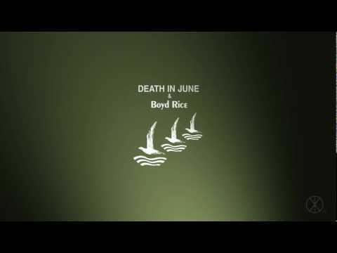 Death In June & Boyd Rice - Get Used To Saying No (české titulky) mp3