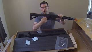 Arcturus Airsoft Unboxing (Centaur A&B, SR16, AR15 and PDW)
