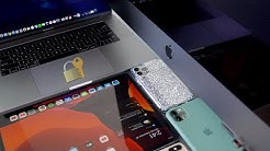 Protect your Apple iPhone 11 Pro, iPad, MacBook Pro and iMac!