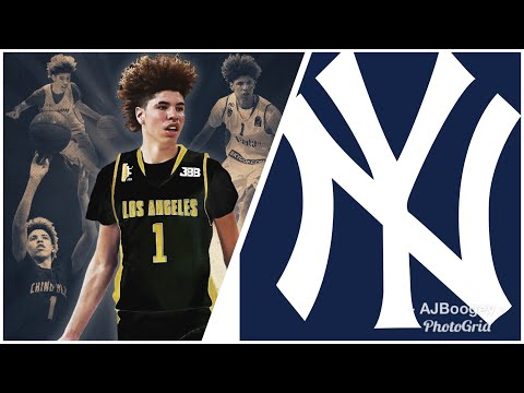 JBA & LaMelo Ball Take on New York  Ballers First Game Of The Year!