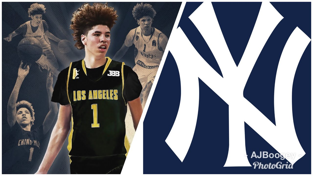 Download JBA & LaMelo Ball Take on New York  Ballers First Game Of The Year!