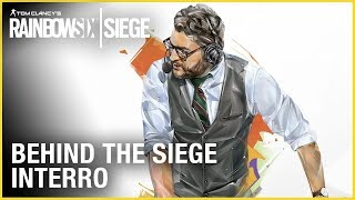 "Rainbow Six Siege: Parker ""Interro"" Mackay – Voice of Siege 