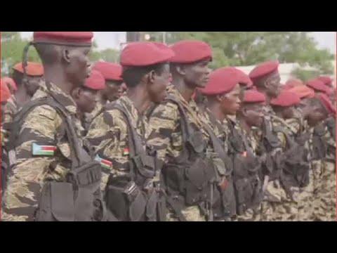La guerre du Soudan du Sud gagne l'Ouganda