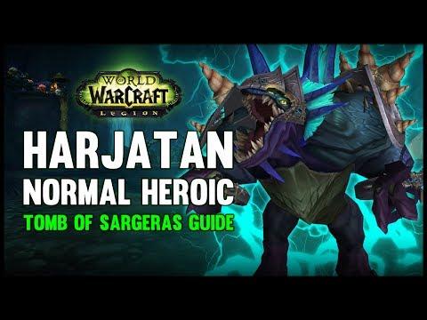 Harjatan Normal + Heroic Guide - FATBOSS
