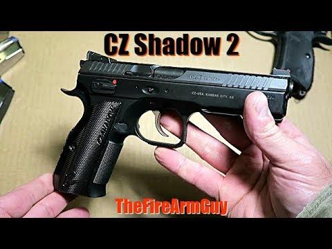 CZ Shadow 2 Review - TheFireArmGuy