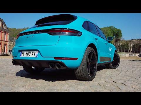 Le Porschiste Pro : essai Porsche Macan S 2019