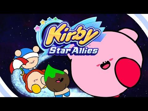 Kirby Star Allies - Making Friends