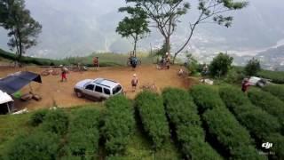 雙龍林道瀑布單車遊