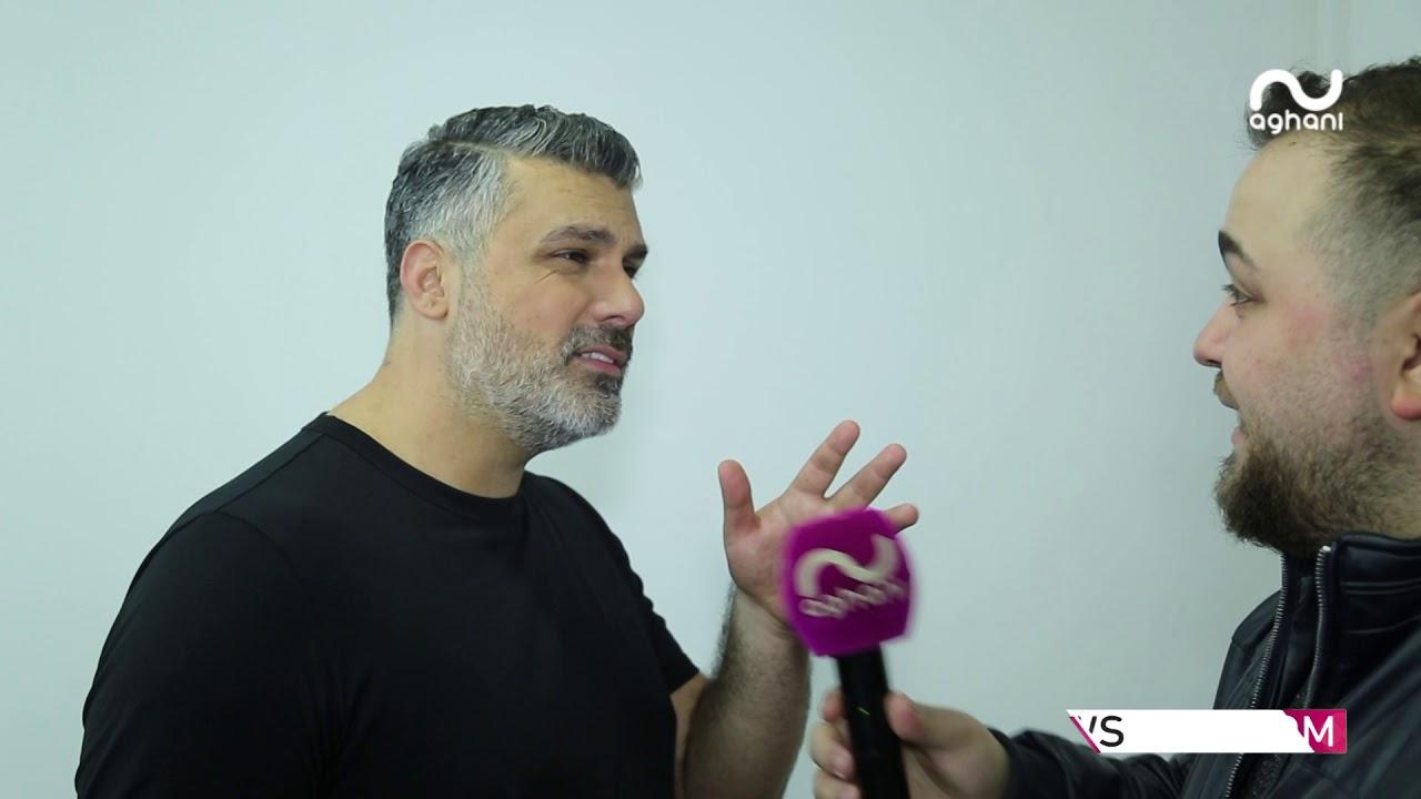 فارس كرم حاقد على الـ 2018: لا أريدها في حياتي.. وإليكم أبرز تحضيرات ألبومه المقبل!