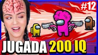 LA MEJOR JUGADA 😈 Consejos de 200 IQ 😎 Tips para Jugar Mejor Among Us! Sandra Cires Play