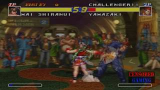 vuclip Fatal Fury (Series) Censorship - Censored Gaming