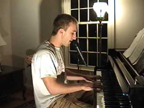 Incubus - Wish You Were Here (Piano Cover).wmv