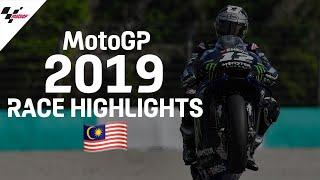 MotoGP Race Highlights  2019 #MalaysianGP