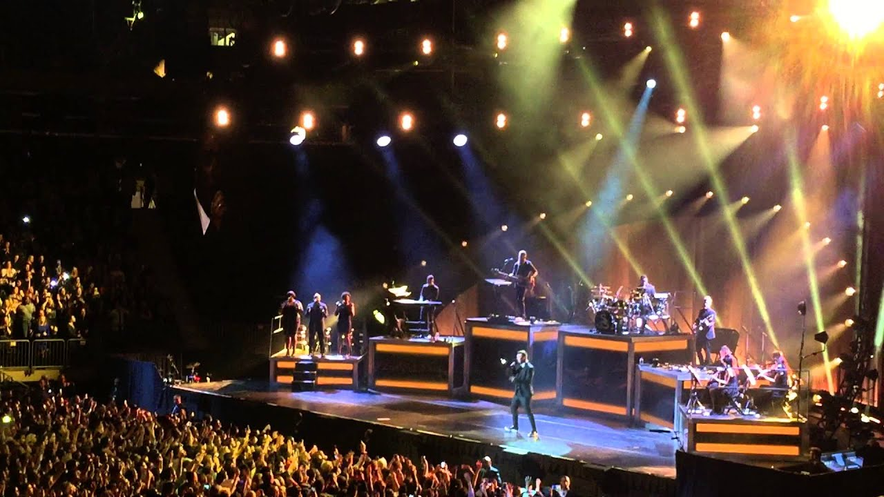 Stay With Me Sam Smith Live Madison Square Garden 2015 Youtube