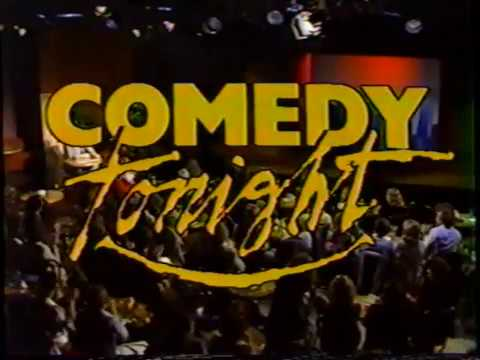 Comedy Tonight: (1982) Lorenzo Matawaran, Whoopi Goldberg, Barry Sobel