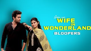 Wife in Wonderland | Bloopers | Game Over | Vijay | Mounica