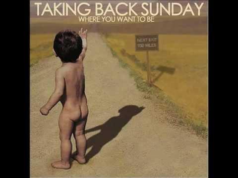 Taking Back Sunday - New American Classic [lyrics]