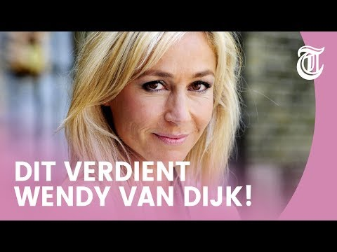 Zoveel verdient Wendy van Dijk per jaar - GELD VAN DE STERREN #26
