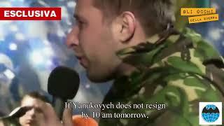 Итальянский фильм про снайперов на майдане (Русский перевод)