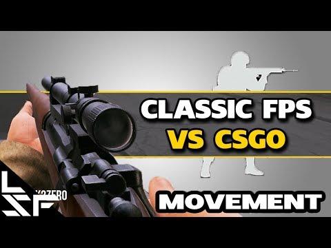 CLASSIC FPS VS CSGO MOVEMENT | BATTALION 1944  Unranked MM thumbnail