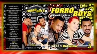 Forró Boys vol.  03 - 10 Garota Do Cinema