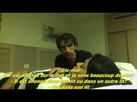 936 _FR_ Mario, Le contact physique comme amplificateur de réaction - Hypnose Calogero Grifasi