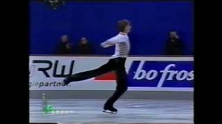 Alexander Abt RUS - 2002 Bofrost Cup on Ice SP
