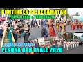 PESONA BAU NYALE_MANDALIKA FASHION CARNIVAL 2020_KONTINGEN SE - KEC : PRAYA TENGAH & PRINGGARATA