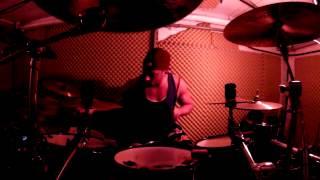 Slipknot - Vendetta - Audition Drum Video
