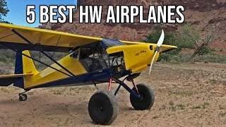 Top 5 High Wing Light Sport Aircraft