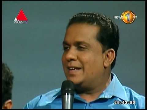Discussion with President Maithripala Sirisena Sirasa TV 24th June 2017 Part 1