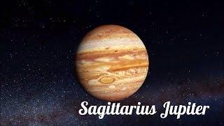 Jupiter in Sagittarius