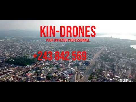 KIN-DRONES - Photos et vidéos aériennes par drone à Kinshasa