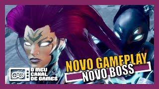 BOSS IRA, NOVOS INIMIGOS, NOVAS FASES E CUTSCENE! (Gameplay em Português-PT-BR)