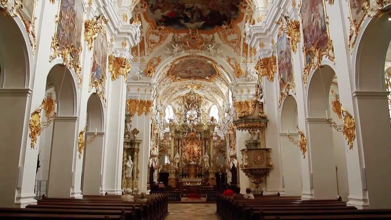 Alte Kapelle - Regensburg UNESCO Welterbe - YouTube