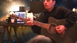 Adriano Celentano - Il mondo in Mi 7 Chitarra/guitar cover